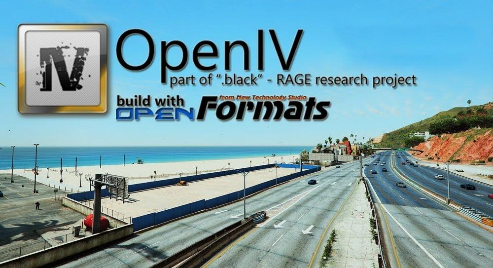 OpenIV 3.0 для GTA 5
