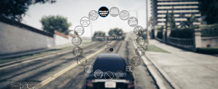В GTA Online появилось 5 новых радиостанций