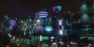 Мододелы добавили в GTA 5 Найт-Сити