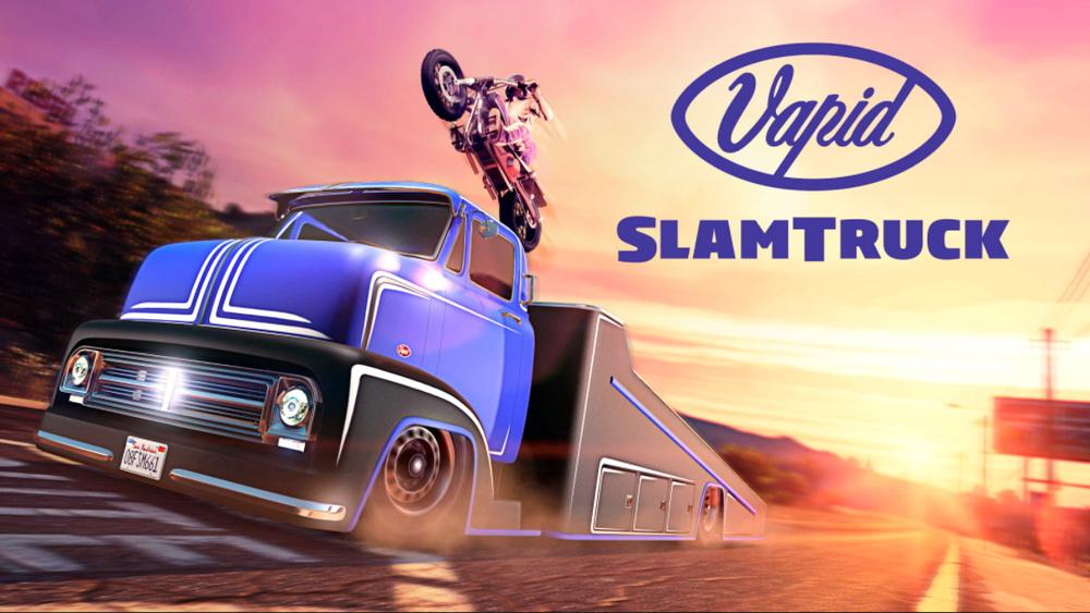 Vapid Slamtruck Added To GTA Online