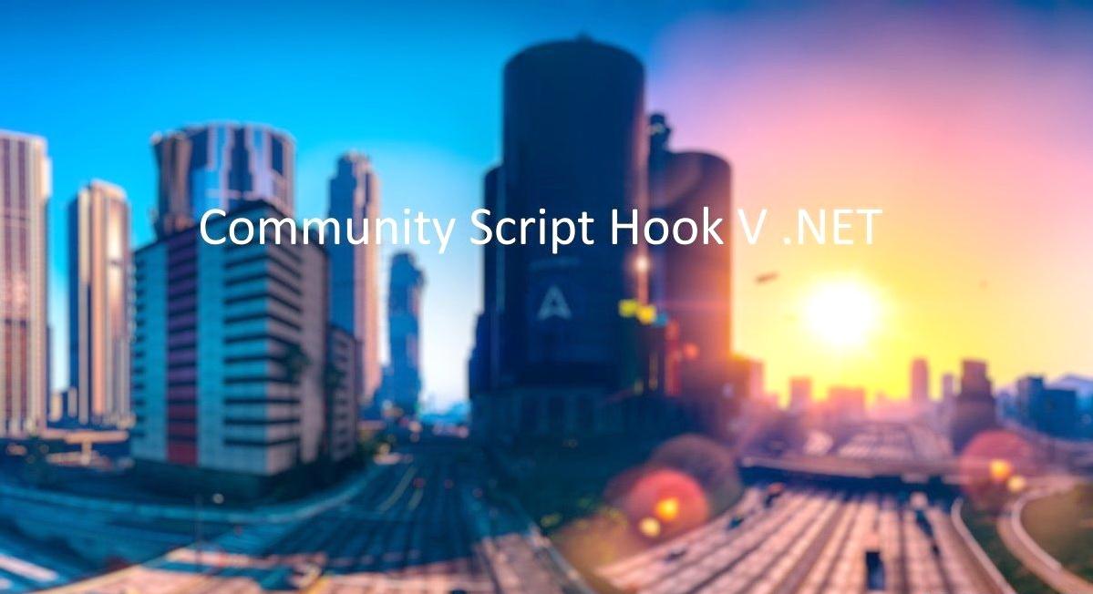 Community Script Hook V .NET 2.10.7 для GTA 5