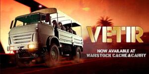 Vetir в GTA Online