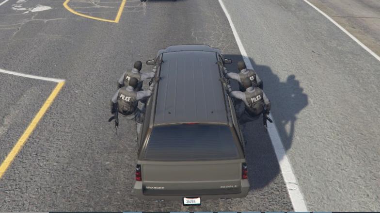 Миссии спецназа для GTA 5