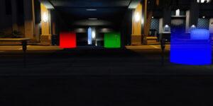 Мод полицейского гаража
