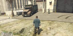 Работа водителем мусоровоза для GTA 5