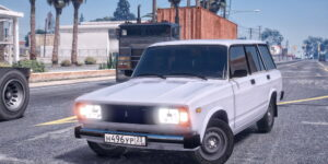 VAZ 2104 for GTA 5