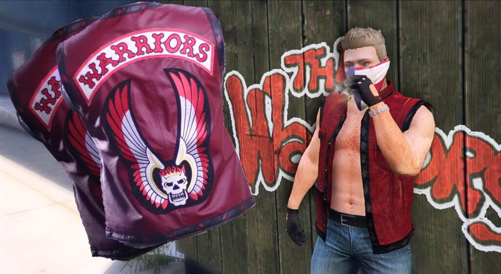 Жилет Warriors для GTA 5