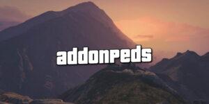 AddonPeds 3.0.1 для GTA 5