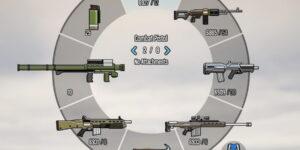Цветные иконки оружия для GTA 5