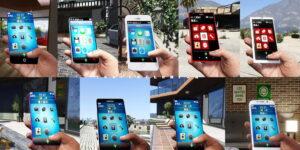 Реальные телефоны для GTA 5