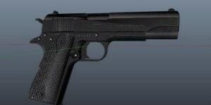 Colt 1911 для GTA 5