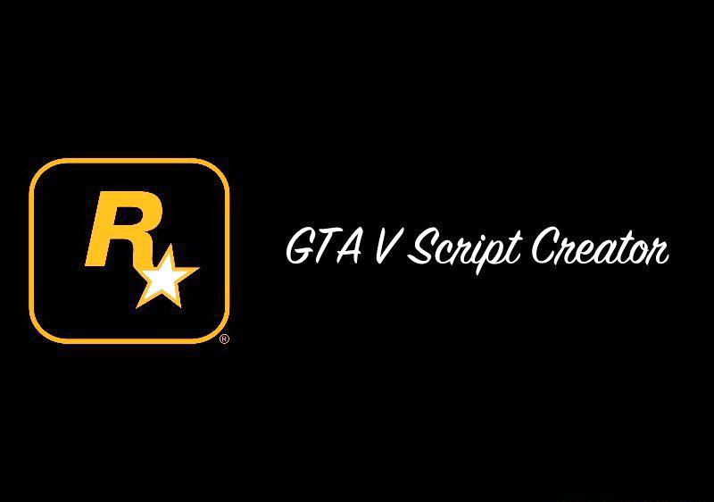 Script Creator for GTA 5