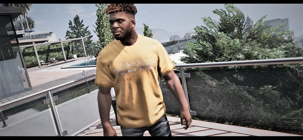 Большой пак одежды для GTA 5