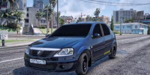 Renault Logan for GTA 5