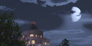 Текстура ночного неба для GTA 5